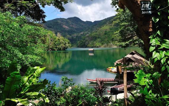 Balanan Lake- Negros Oriental Philippines
